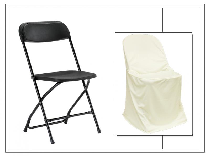 polyster folding chair cover